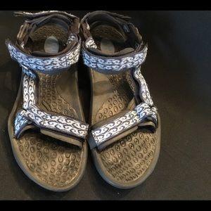 Teva Blue Water Hiking sandals